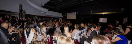 Over 200 guests supported the PK4A Charity Event