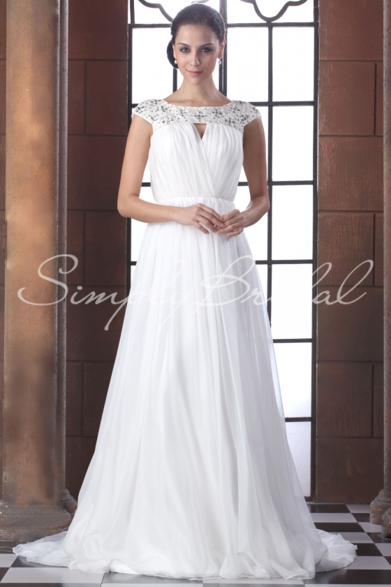 The Marion Gown from SimplyBridal.com